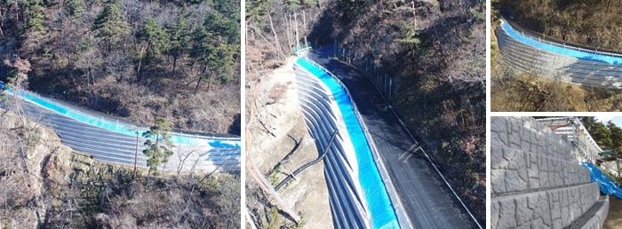 長野県 道路工事